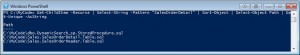 Final PowerShell Command