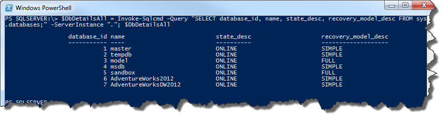 PowerShell Working with Data: PowerShell_102_10